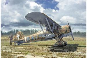 """""""Battle of Britain"""" FIAT CR.42 """"FALCO"""" 1/48"""