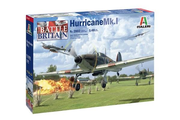 HURRICANE MK.I - BATTLE OF BRITAIN 80TH ANNIV 1/48
