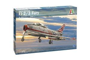 North American FJ-2/3 Fury 1/48