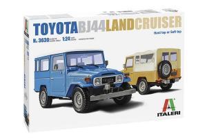 Toyota Land Cruiser BJ-44 Soft/Hard Top 1/24
