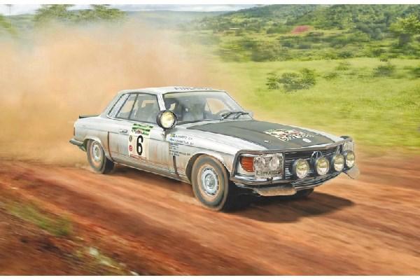 MERCEDES 450 SLC RALLYE BANDAMA 1979 Drivers: H Mikkola, Arne Hertz 1/24
