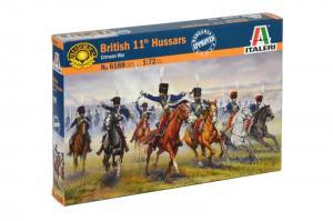 British 11th Hussars 1/72