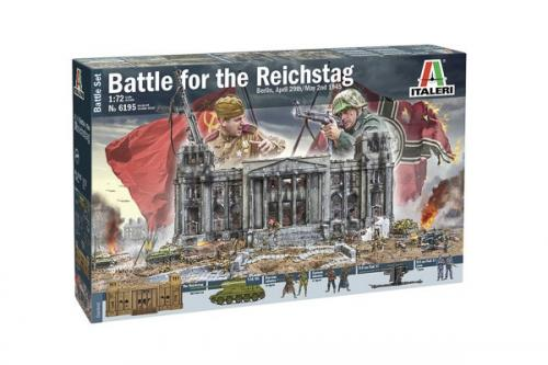 BattleSet: Battle for the Reichstag Berlin 1945 1/72