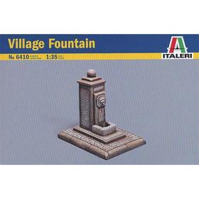 Village Fountain 1/35