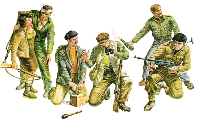 Partisans 1/35