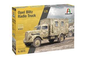 OPEL BLITZ RADIO TRUCK SD.KFZ. 305/22 1/35