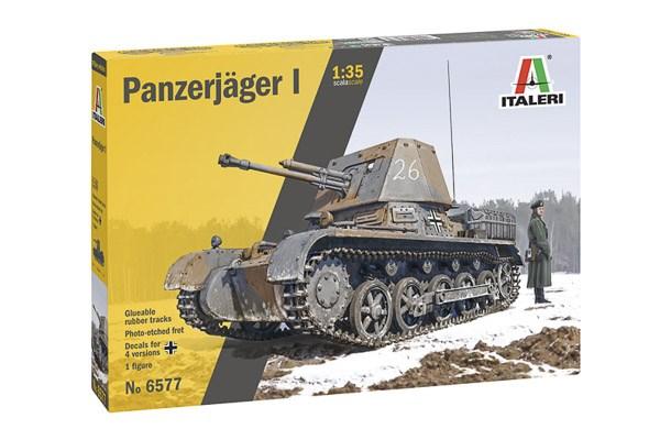 Panzerjager I 1/35