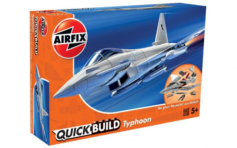 Eurofighter EF-2000A Typhoon QUICK BUILD