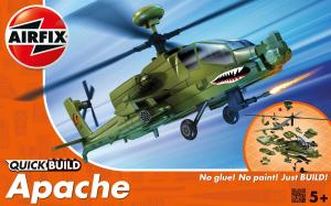 Apache Helicopter Quick Build