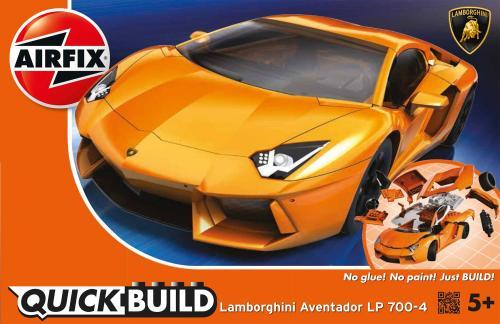 Lamborghini Aventador Quick Build