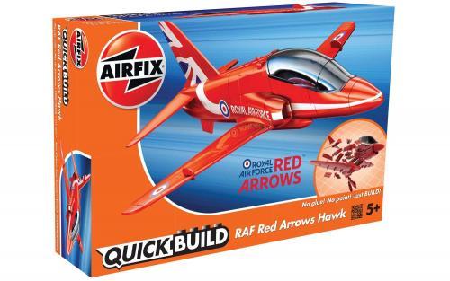 Red Arrows Hawk QUICK BUILD