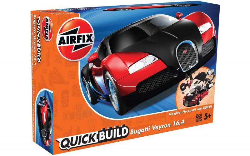 Bugatti Veyron QUICK BUILD