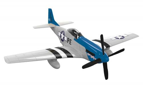 QUICK BUILD D-Day P-51D Mustang