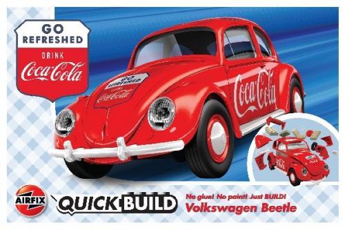 Quick Build Coca-Cola VW Beetle