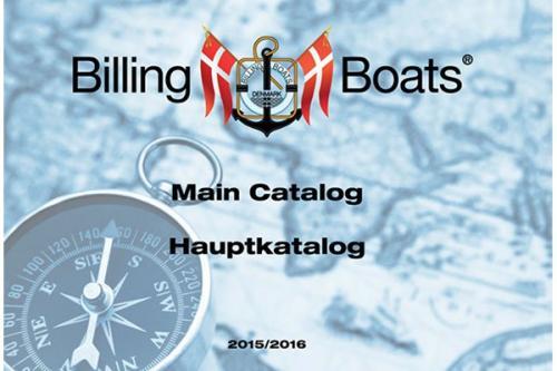 Billing Boats Katalog