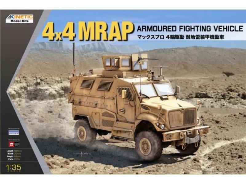 4x4 MRAP Truck 1/35