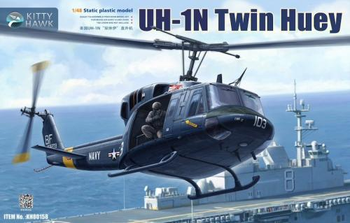 UH-1N Twin Huey 1/48