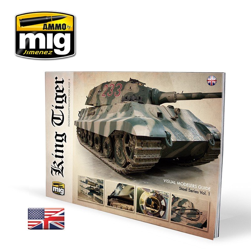 KING TIGER - VISUAL MODELERS GUIDE (English)
