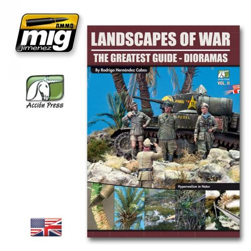 LANDSCAPES OF WAR: THE GREATEST GUIDE - DIORAMAS VOL. 2 (English)