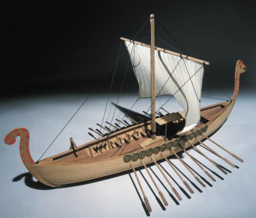 Vikingaskepp 1/40