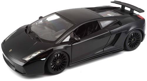2008 Lamborghini Gallardo Superleggera *Special Edition*, black 1/18
