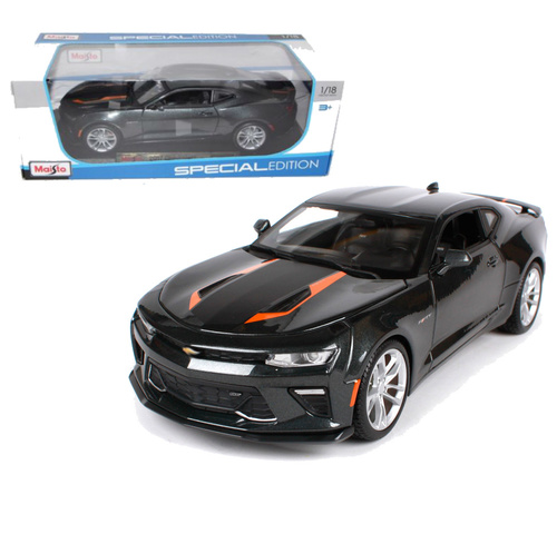 2017 Chevrolet Camaro 50th Anniversary Special Edition, grey metallic 1/18