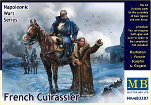 """""""French Cuirassier, Napoleonic Wars Series"""" 1/32"""