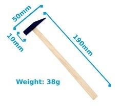 Mini HoBBy Hammer - 38 gr.