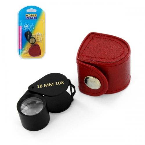 Jewellers Loupe Double Lens (Mag.10X)