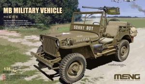 MB Military Vehicle 1/35