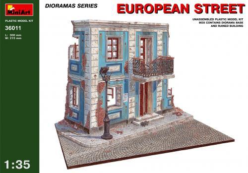 EUROPEAN STREET 1/35
