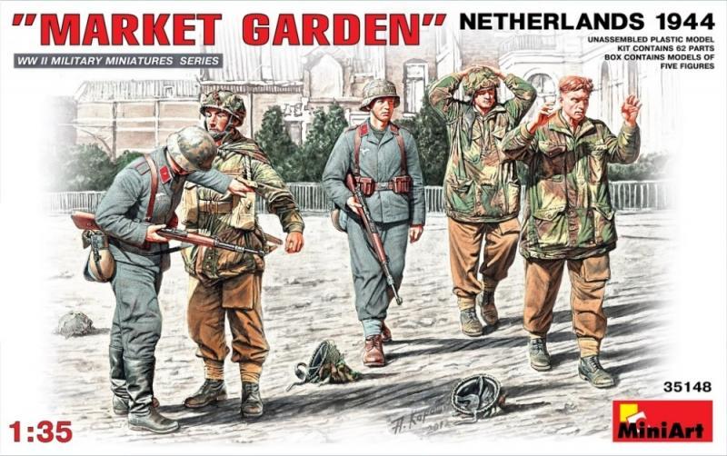 Market Garden (Netherlands 1944) 1/35