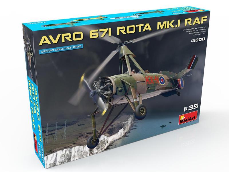 Avro 671 Rota Mk.1 RAF 1/35