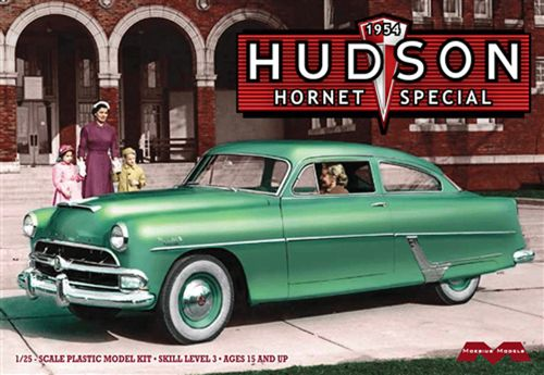 1954 Hudson Hornet Special 1/25