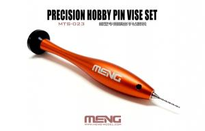 Precision Hobby Pin Vice Set