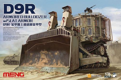 D9R Armored Bulldozer 1/35