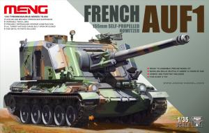 French AUF1 155mm Self-Propelled Howitizer SPG 1/35