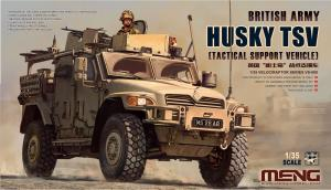 British Army Husky Tactical Support Vehicle 1/35