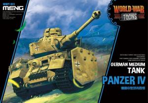 Panzer IV German Medium Toon Tank