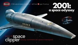 2001 Space Clipper Orion 1/144