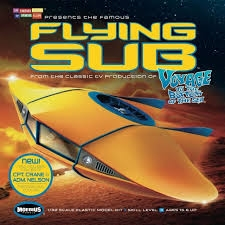 Vttbs Flying Sub Revised 1/32