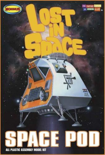 Space Pod Lost In Space 1/24