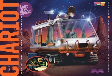 Lost In Space Chariot 1/24