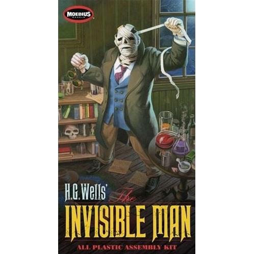Invisible MaN 1/8