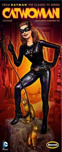 Catwoman from Classic 1966 Batman TV Series 1/8