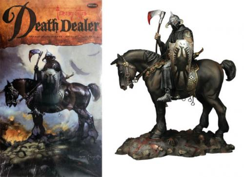 Franzetta Death Dealer 1/10