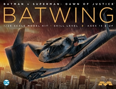 Batwing from BvS Dawn of Justice 1/25