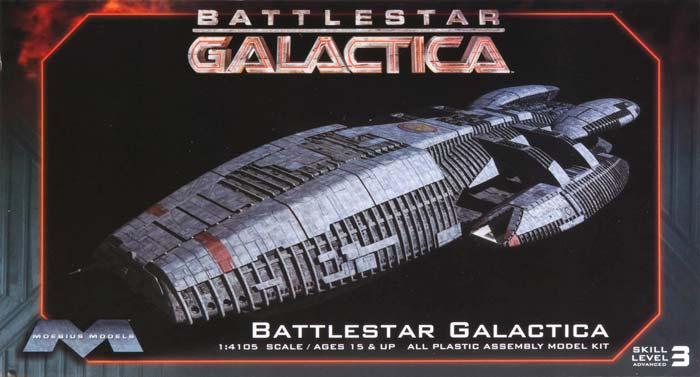Battlestar Galactica 1/4105