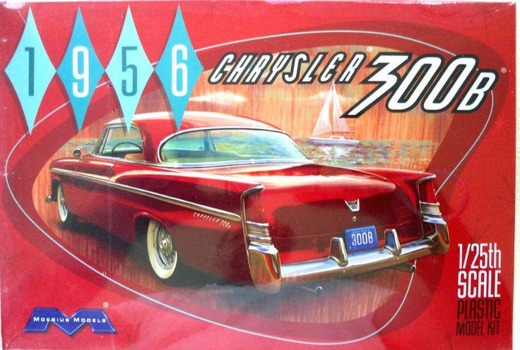 Chrysler 300B 1956 1/25