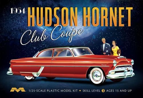 1954 Hudson Hornet Coupe 1/25